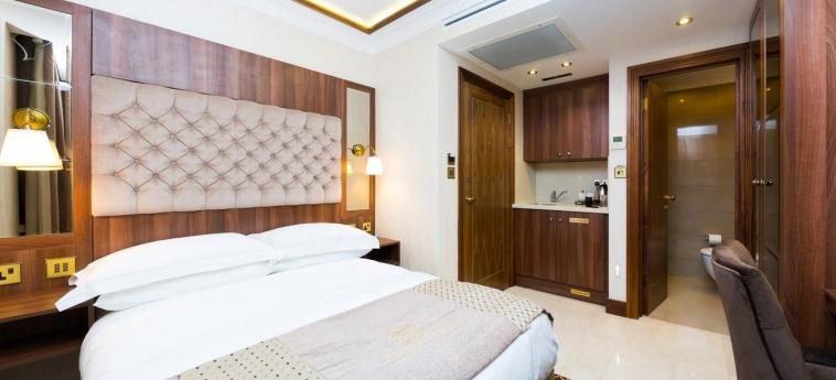Hotel Kensington Prime: Doppelzimmer  LONDON