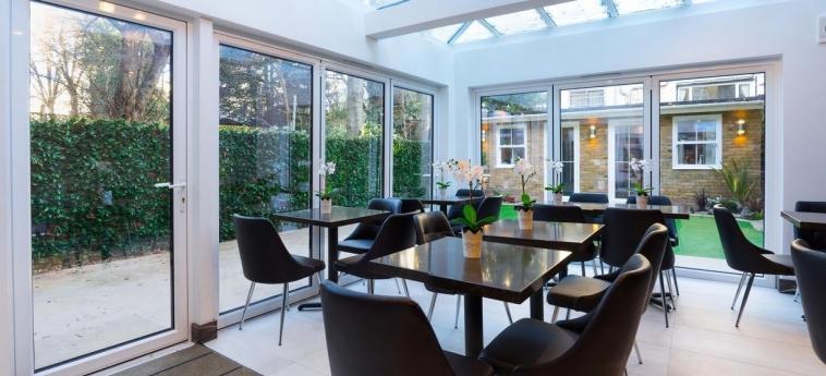 Hotel Kensington Prime: Frühstücksraum LONDON