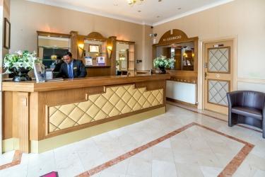 Hotel St. Georgio: Lobby LONDON