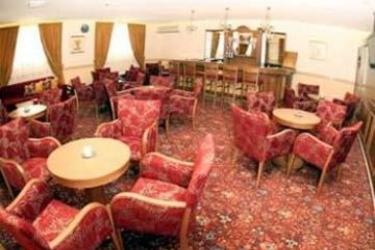 Hotel St. Georgio: Lounge Bar LONDON