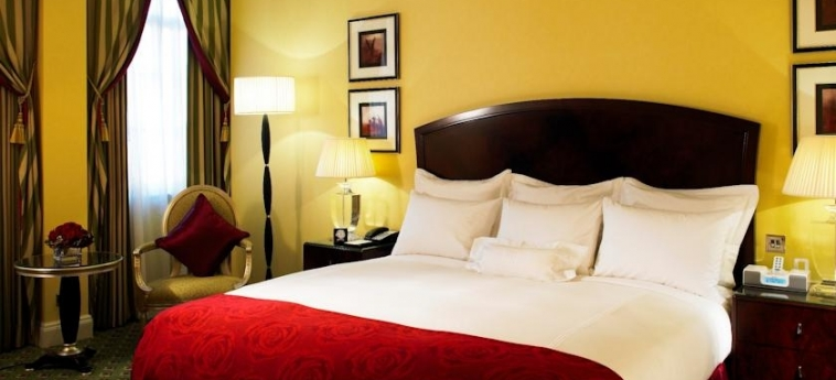 Grosvenor House, A Jw Marriott Hotel: Bedroom LONDON