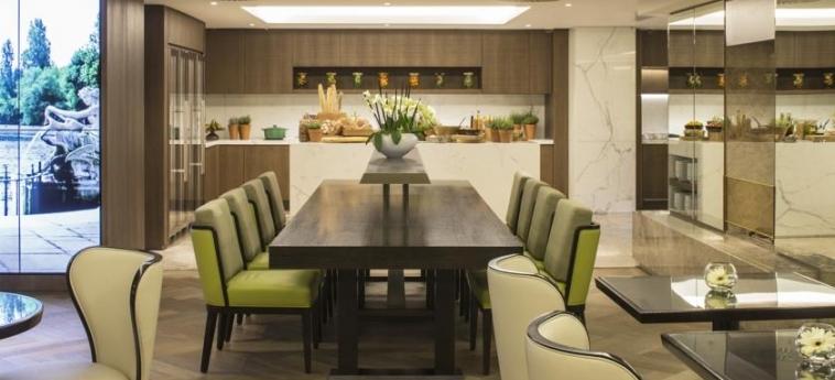 Grosvenor House, A Jw Marriott Hotel: Restaurant LONDON