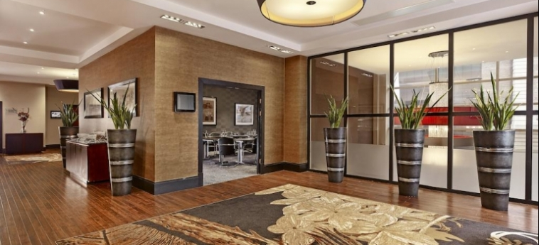Doubletree By Hilton Hotel London - Victoria: Lobby LONDON