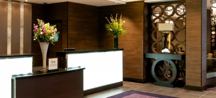 Doubletree By Hilton Hotel London - Victoria: Reception LONDON