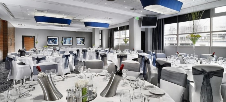 Doubletree By Hilton Hotel London - Victoria: Restaurant LONDON