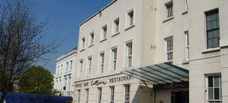 Hotel La Reserve: Außen LONDON