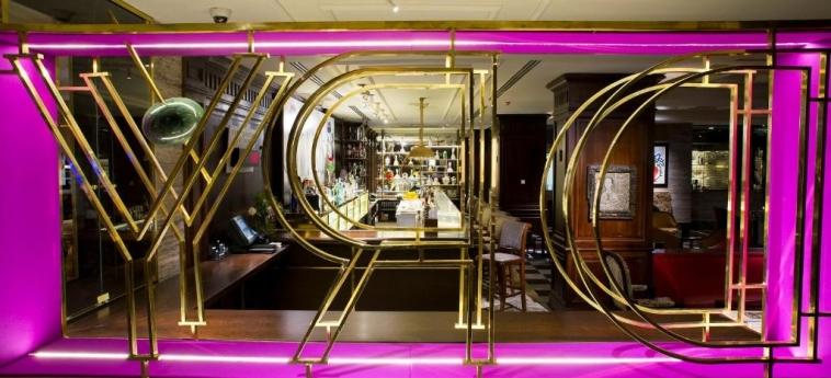 Melia White House: Indoor Bar LONDON