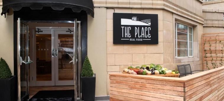 Melia White House: Restaurant LONDON