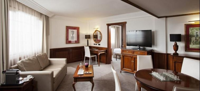 Melia White House: Suite Room LONDON