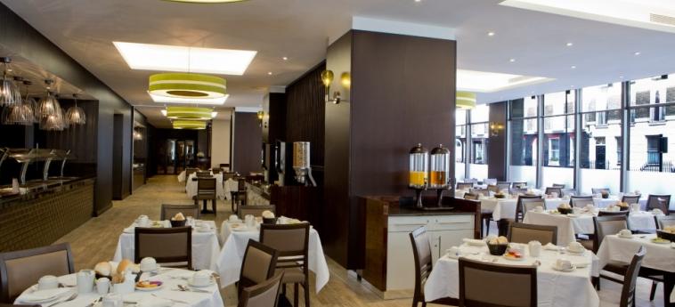 Hotel The President: Breakfast Room LONDON