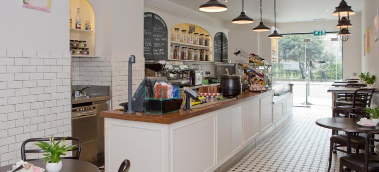 Hotel The President: Caffetteria LONDON