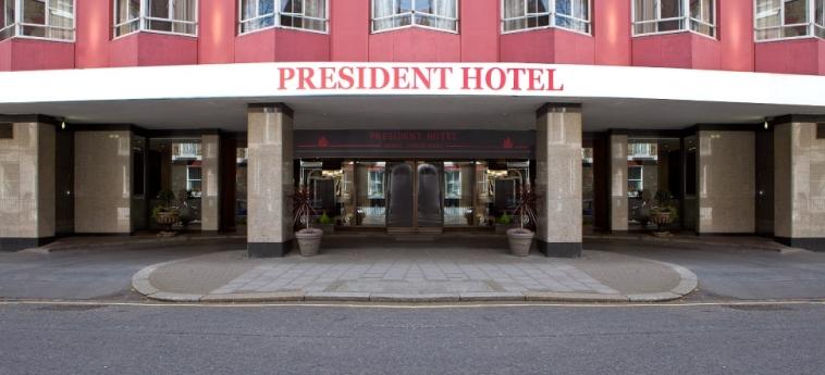 Hotel The President: Exterior LONDON