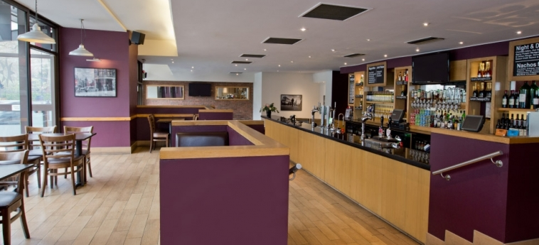 Hotel The President: Pub LONDON