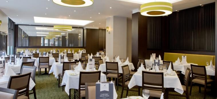 Hotel The President: Restaurant LONDON