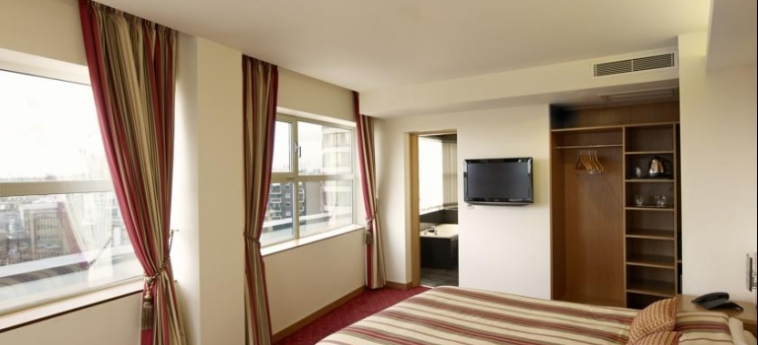Hotel St Giles London - St Giles Classic: Executive Junior Suite Room LONDON