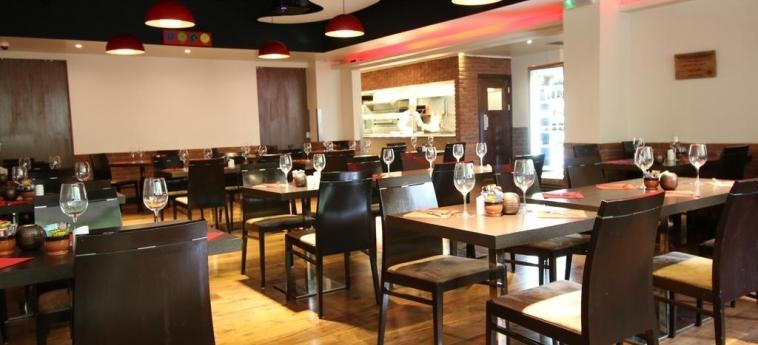 Hotel St Giles London - St Giles Classic: Indoor Bar LONDON