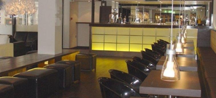 Hotel St Giles London - St Giles Classic: Lounge Bar LONDON