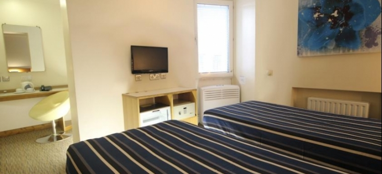 Hotel St Giles London - St Giles Classic: Room - Deluxe LONDON