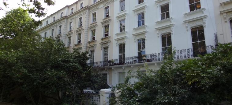 Hotel Wedgewood: Außen LONDON