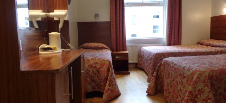 Hotel Wedgewood: Doppelzimmer - Twin LONDON