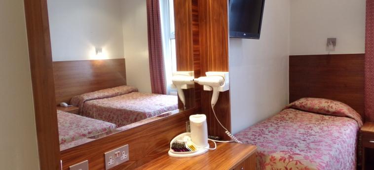 Hotel Wedgewood: Room - Guest LONDON