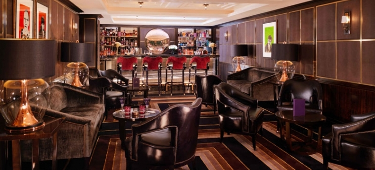 Hotel Flemings Mayfair: Bar LONDON