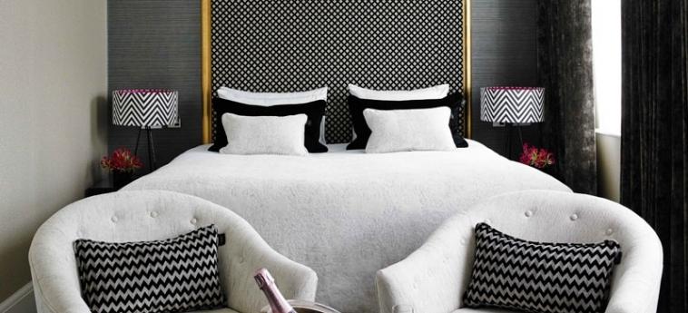 Hotel Flemings Mayfair: Bedroom LONDON