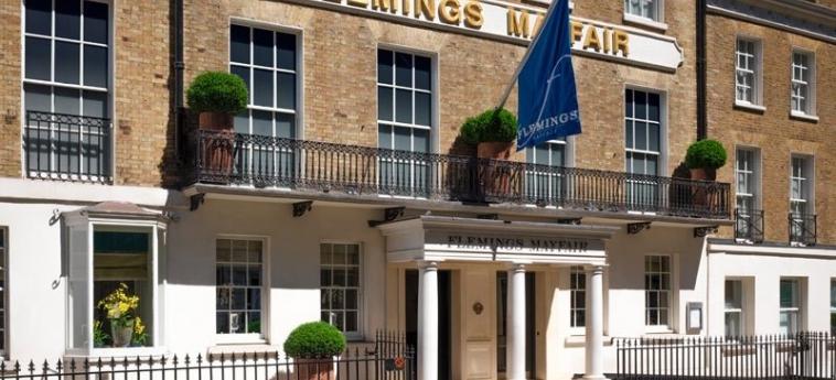 Hotel Flemings Mayfair: Exterior LONDON