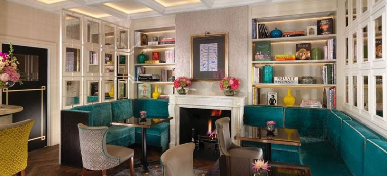 Hotel Flemings Mayfair: Hall LONDON