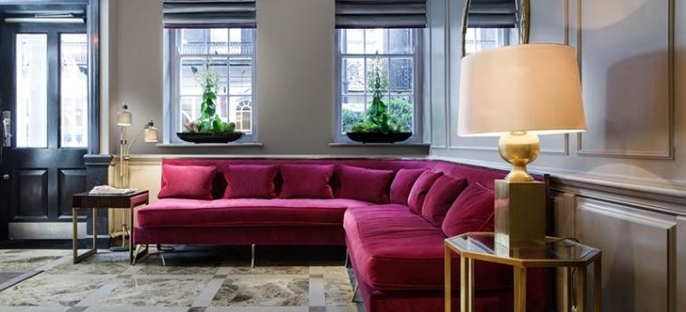 Hotel Flemings Mayfair: Lobby LONDON