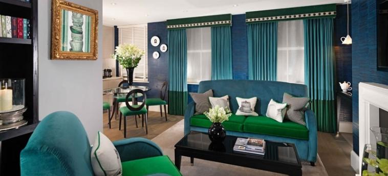 Hotel Flemings Mayfair: Salotto LONDON