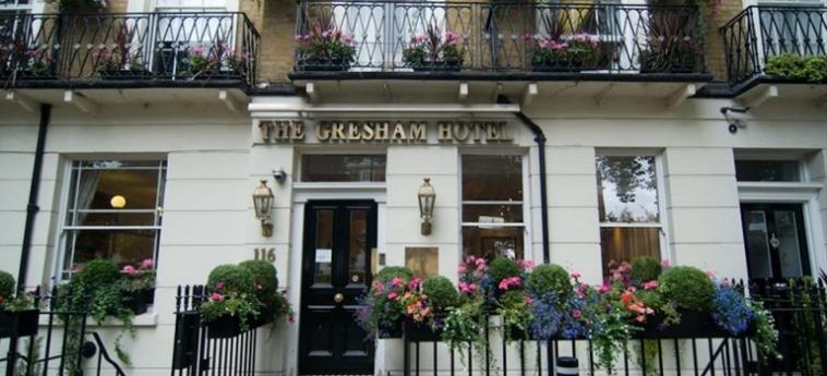 Hotel Gresham: Fassade LONDON