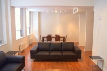 Access Apartments Paddington: Living Room LONDRA