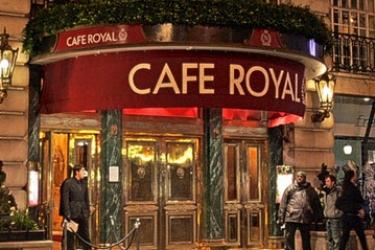 Hotel Cafe Royal: Esterno LONDRA