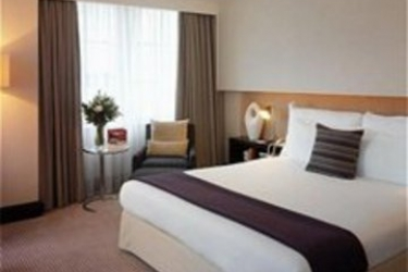 Hotel Crowne Plaza London The City: Camera Matrimoniale/Doppia LONDRA