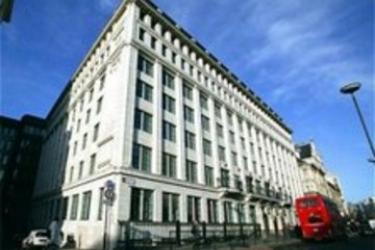 Hotel Crowne Plaza London The City: Esterno LONDRA