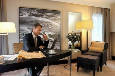 Hotel Crowne Plaza London The City: Guest Room LONDRA