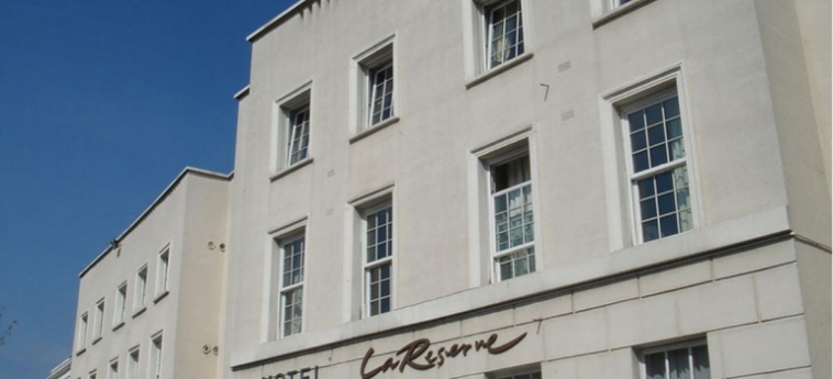 Hotel La Reserve: Esterno LONDRA