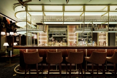 Hotel The Stafford London Kempinski: Bar LONDRA