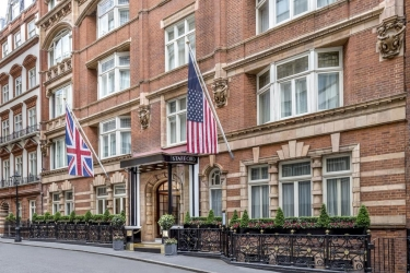 Hotel The Stafford London Kempinski: Esterno LONDRA