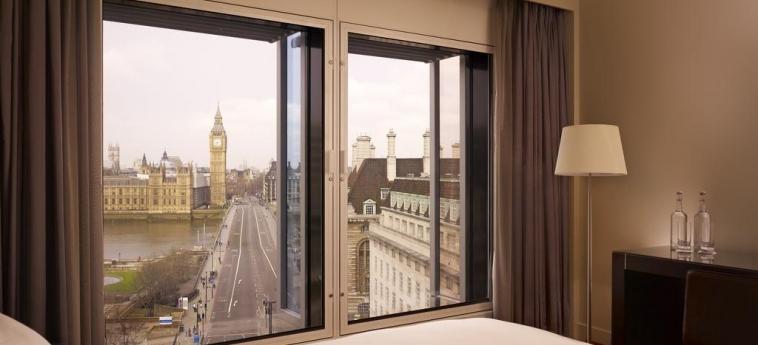 Hotel Park Plaza Westminster Bridge London: Camera Matrimoniale/Doppia LONDRA