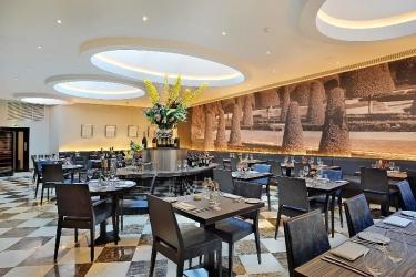Hotel The Montcalm: Ristorante LONDRA