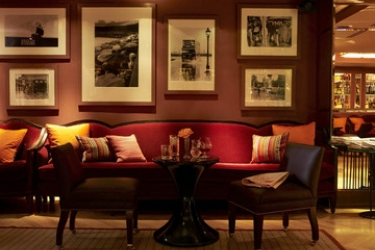 Hotel Athenaeum: Bar LONDRES
