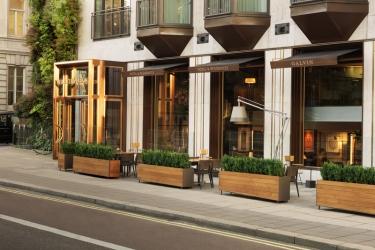 Hotel Athenaeum: Exterieur LONDRES
