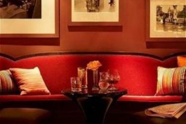 Hotel Athenaeum: Lounge Bar LONDRES