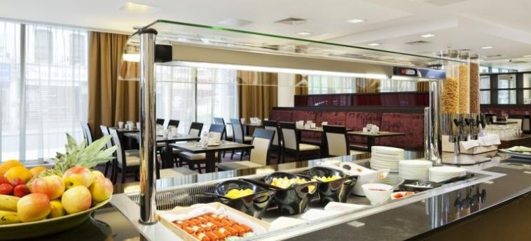 Hotel Holiday Inn London - Whitechapel: Buffet LONDRES