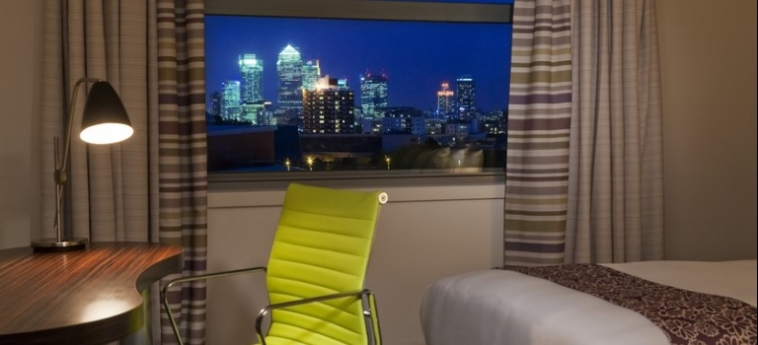 Hotel Holiday Inn London - Whitechapel: Chambre - Detail LONDRES