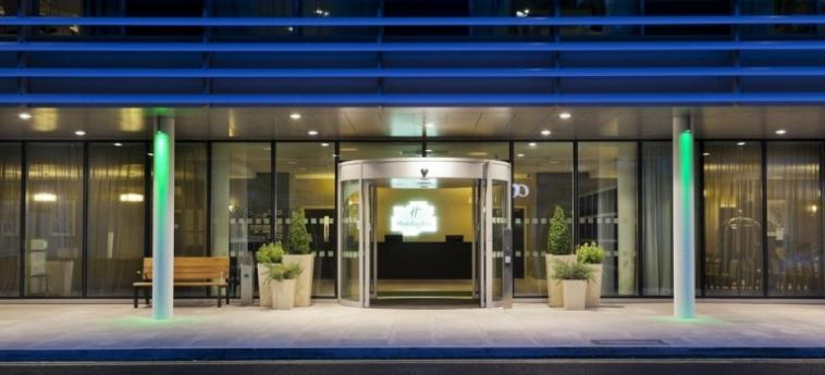 Hotel Holiday Inn London - Whitechapel: Entrée LONDRES