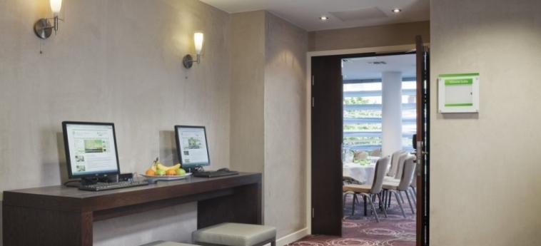 Hotel Holiday Inn London - Whitechapel: Internet Point LONDRES