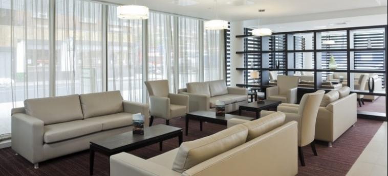 Hotel Holiday Inn London - Whitechapel: Lobby LONDRES